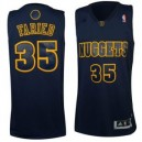 NBA Denver Nuggets Kenneth Faried Big Colro Fashion Swingman Günstig Basketball Trikots