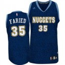 Denver Nuggets &35 Kenneth Faried Crazy Light Leopard Swingman Günstig Basketball Trikots