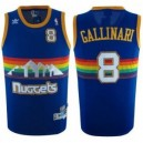 Denver Nuggets &8 Danilo Gallinar Soul Swingman Road Günstig Basketball Trikots
