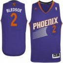 Phoenix Suns &2 Eric Bledsoe Revolution 30 Swingman Road Purple Günstig Basketball Trikots