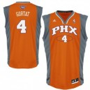 Marcin Gortat Phoenix Suns Revolution 30 Performance Günstig Basketball Trikots-Orange