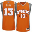 Steve Nash Phoenix Suns Orange &13 Revolution 30 Swingman Günstig Basketball Trikots