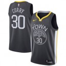 Nike Stephen Curry Golden State Warriors Black Swinger Trikots-Statement Edition
