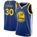 Nike Stephen Curry Golden State Warriors blau swingman Trikots-Icon Edition