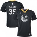 Kevin Durant Golden State Warriors adidas Jugend Alternative Replikat Trikot - Charcoal