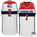 John Wall Washington Wizards &2 Weiß Swingman Günstig Basketball Trikots