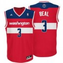 Washington Wizards &3 Bradley Beal Revolution 30 Replica Road Günstig Basketball Trikots