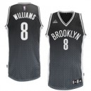 Brooklyn Nets &8 Deron Williams neue Resonate Fashion Swingman Günstig Basketball Trikots