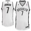 Joe Johnson Brooklyn Nets Revolution 30 Swingman Günstig Basketball Trikots-White