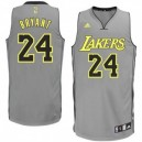 Los Angeles Lakers Kobe Bryant Swingman graue Günstig Basketball Trikots