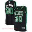 Gordon Hayward Boston Celtics Fanatiker Branded fast Break Replik Trikot Black-Statement Edition