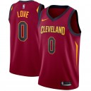 Kevin Love Cleveland Cavaliers Nike swingman Trikot Maroon-Icon Edition
