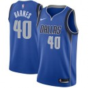 Nike Harrison Barnes Dallas Mavericks Royal swingman Trikots-Icon Edition