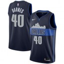 Harrison Barnes Dallas Mavericks Nike swingman Trikot-Statement Edition – Navy
