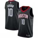 Eric Gordon Houston Rockets Nike swingman Trikot-Statement Edition – schwarz