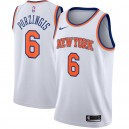 Nike Kristaps porzingis New York Knicks weißer swingman Trikot-Association Edition