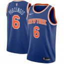 Nike Kristaps porzingis New York Knicks Blue swingman Trikot-Icon Edition