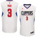 Chris Paul LA Clippers adidas Replikat Basketball Trikot - Weiß