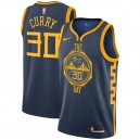 Stephen Curry Golden State Warriors Nike 2018/19 Swingman Trikot – Navy