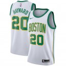 Gordon Hayward Boston Celtics Nike 2018/19 Swingman Trikot – Weiß