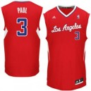 Chris Paul LA Clippers adidas Replikat Straße Trikot - Rot