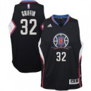 Blake Griffin LA Clippers adidas Jugend Alternative Swingman climacool Trikot - Schwarz