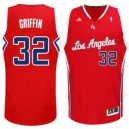 Blake Griffin LA Clippers adidas Jugend Swingman Away Trikot - Rot
