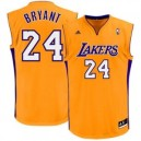 Kobe Bryant Los Angeles Lakers adidas Replikat Haus Trikot - Gold