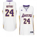 Kobe Bryant Los Angeles Lakers adidas Player Swingman Haus Trikot - Weiß