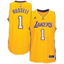 D\\\'Angelo Russell Los Angeles Lakers adidas Haus Swingman Trikot - Gold