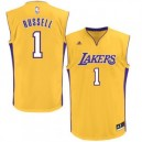 D\\\'Angelo Russell Los Angeles Lakers adidas Jugend Replikat Trikot - Gold