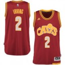 Kyrie Irving Cleveland Cavaliers adidas Alternative Swingman Trikot - Wein