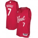 Goran Dragic Miami Heat adidas 2016 Weihnachtstag Day Swingman Trikot - Rot