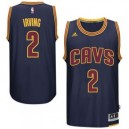 Kyrie Irving Cleveland Cavaliers adidas Player Swingman Alternative Trikot - Marine