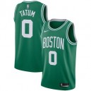 Nike Jayson Tatum Boston Celtics Green Swinger Trikots-Icon Edition