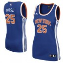 Derrick Rose New York Knicks adidas Damen Replikat Trikot - Royal
