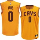 Kevin Love Cleveland Cavaliers adidas Jugend Boy\\\'s Replikat Trikot - Gelb
